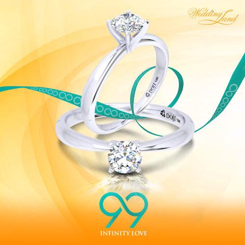 DOJI hợp tác De Beers- hãng kim cương hàng đầu thế giới