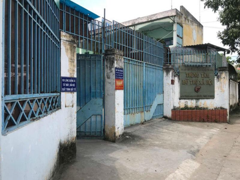 Quên mang CMND, hai thiếu nữ bị giữ 10 ngày ở TT Hỗ trợ xã hội