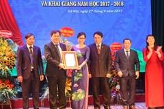 Trường ĐH Công nghiệp Hà Nội đạt chuẩn chất lượng giáo dục