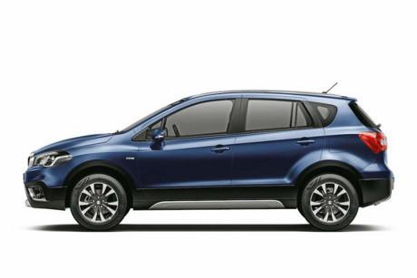 Suzuki S-Cross 2017 'chốt giá' chỉ 288 triệu đồng