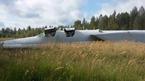 Thót tim xem máy bay ném bom Nga lao khỏi đường băng