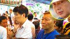 Phước Sang buồn bã đến viếng nghệ sĩ Khánh Nam