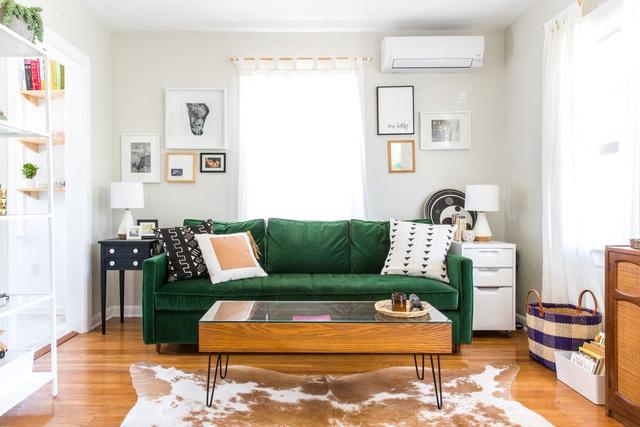 Mãi ngắm căn nhà hơn 74m2 mang gam màu trang nhã, đầy tinh tế