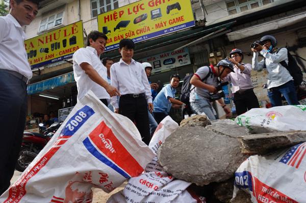 Ông Đoàn Ngọc Hải muốn hạ chức vụ chủ tịch phường Bến Nghé