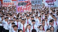 Hàng triệu thanh niên Triều Tiên muốn nhập ngũ chống Mỹ