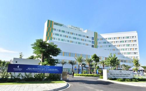 Khai trương Bệnh viện Đa khoa QT Vinmec Đà Nẵng