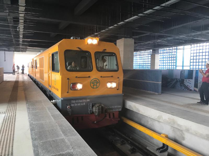đường sắt trên cao, đường sắt Cát Linh - Hà Đông