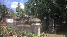 Kỳ bí lăng mộ cổ: Nấm mộ hình voi phục giữa thành phố Biên Hòa