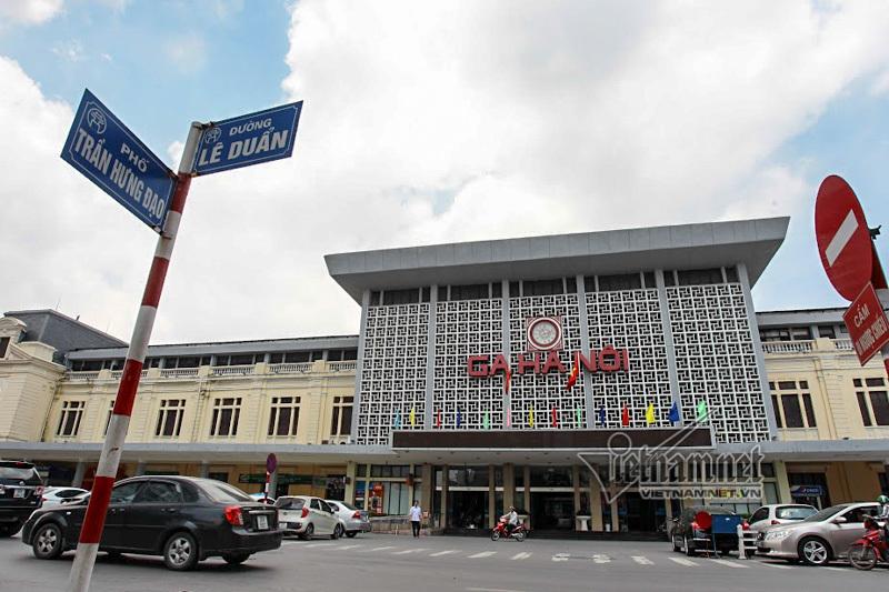 Thủ tướng yêu cầu cẩn trọng quy hoạch xây dựng khu vực ga Hà Nội