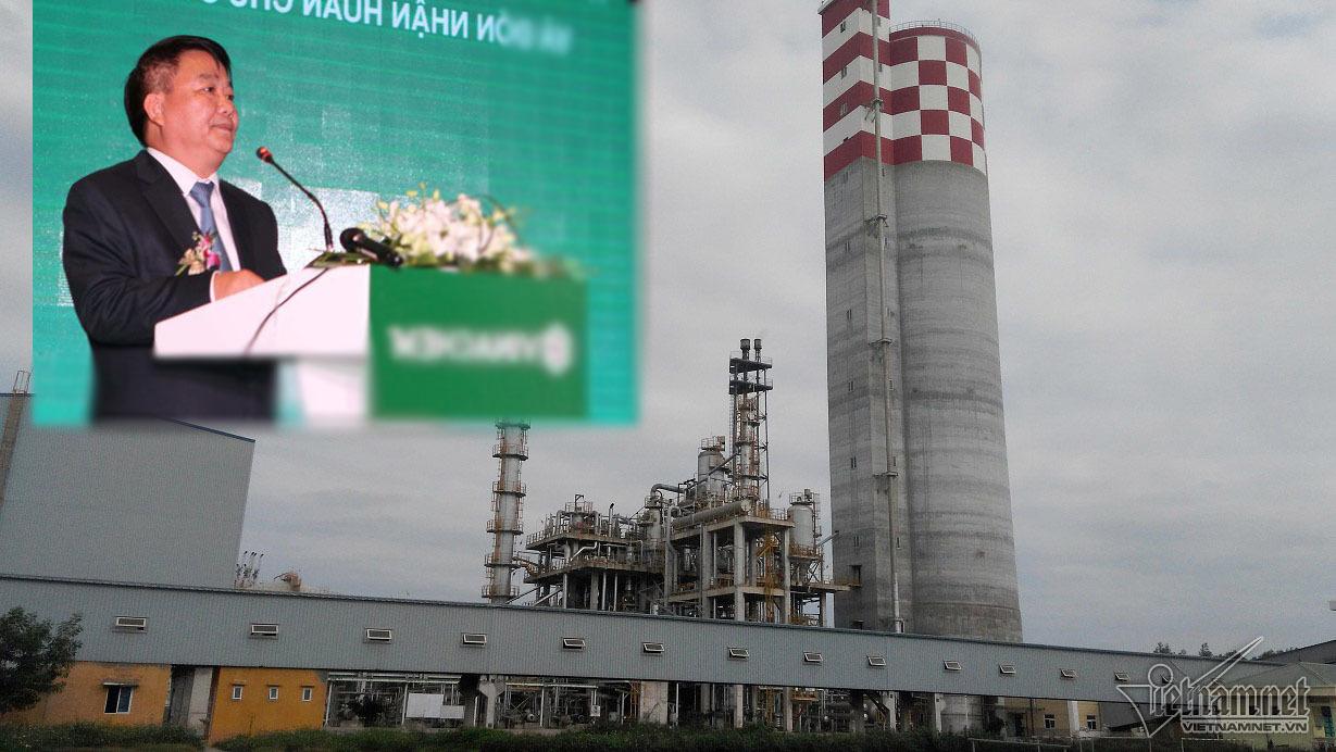 đinh la thăng,vinachem,pvn,dự án thua lỗ,tisco,pvtex,ethanol,Bộ Công Thương