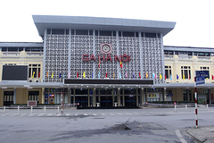 Nhà cao tầng ở ga Hà Nội, cao bao nhiêu phải tính