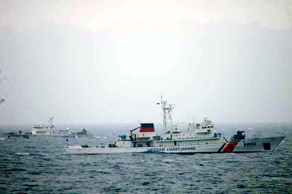 Việt - Trung đàm phán về vùng biển ngoài cửa Vịnh Bắc Bộ