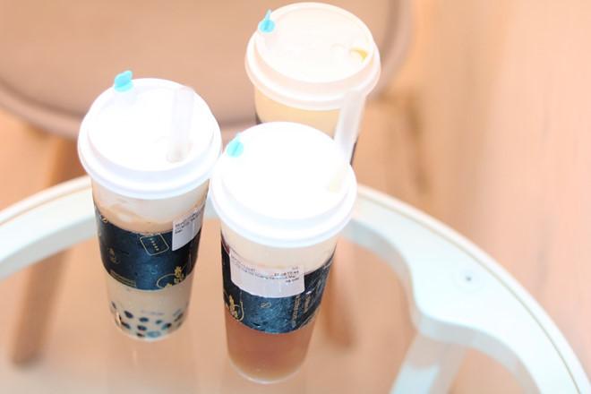 trà sữa,