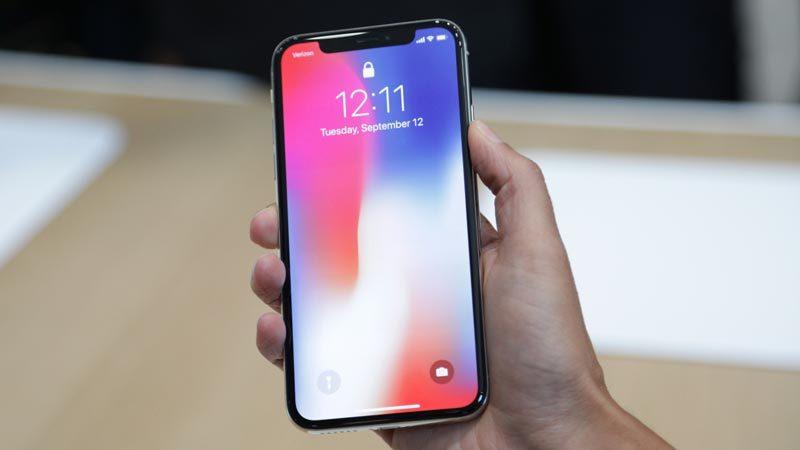 iPhone X, iPhone 8, iPhone 8 Plus, màn hình OLED, màn hình LCD, smartphone