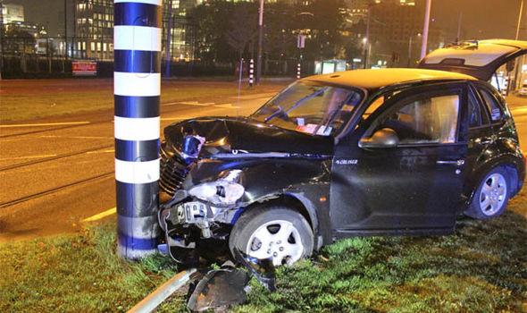 Aguero bị tai nạn, gãy xương sườn nghỉ ít nhất 2 tháng
