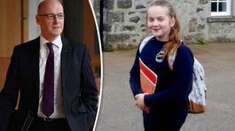 Cô bé 11 tuổi viết thư cầu cứu bộ trưởng giáo dục vì thiếu giáo viên