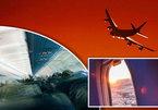 Máy bay rơi thẳng xuống đất vì nhiễu loạn không khí