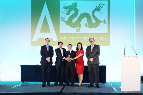 HDBank nhận giải Ngân hàng tốt nhất Việt Nam