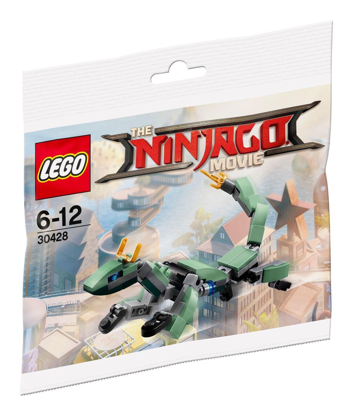 Quà tặng từ phim 'The Lego Ninjago'