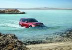 5 mẫu ô tô có khả năng 'bơi' trên đường ngập lụt