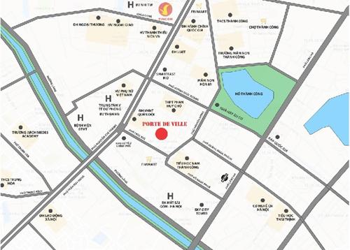 Độc đáo kiến trúc Pháp ngay trung tâm Hà Nội