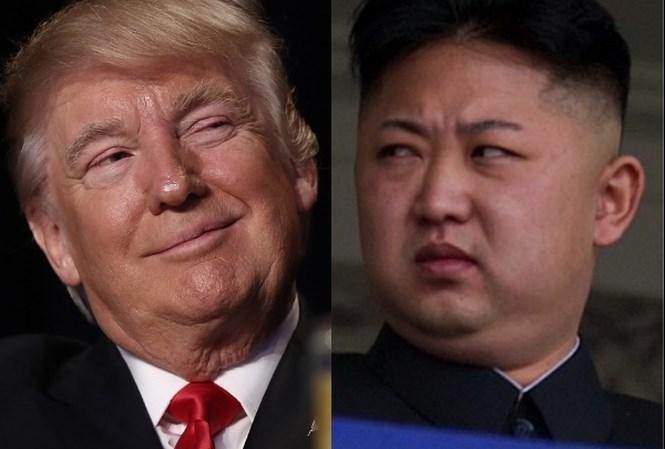 Triều Tiên,Mỹ,Donald Trump