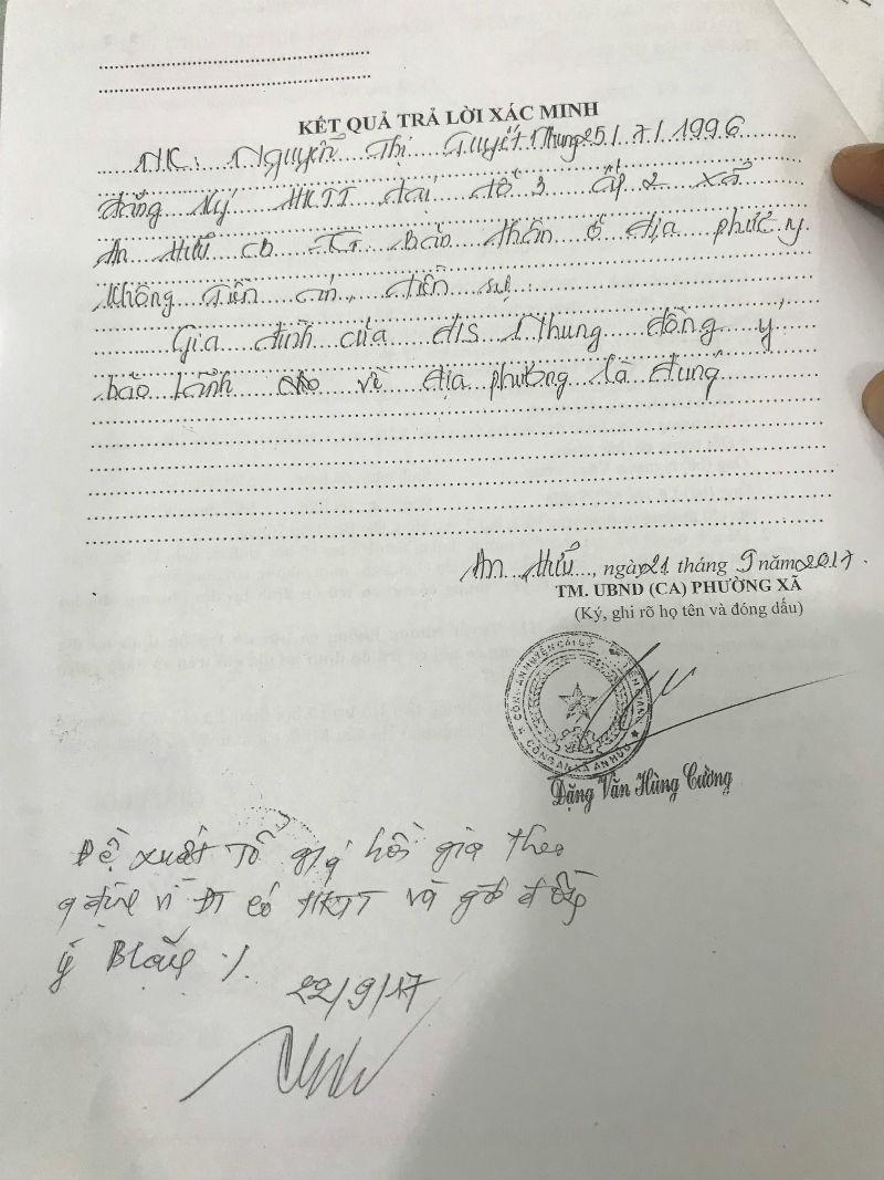 Vụ 2 thiếu nữ bị đưa vào trung tâm bảo trợ: Chính quyền nhận sai