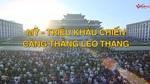 Thế giới 7 ngày: Mỹ-Triều khẩu chiến, căng thẳng leo thang