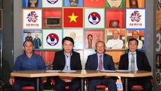"""Ông Hải """"lơ"""": """"VFF hãy thuê HLV Park Hang Seo dài hạn"""""""