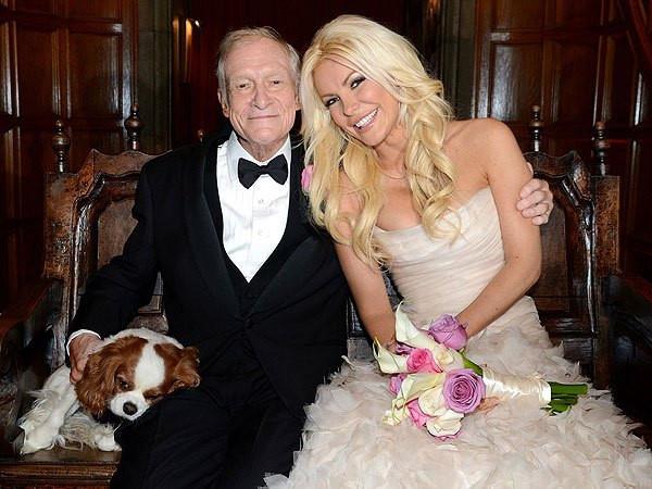 Vợ kém 60 tuổi của ông trùm Playboy không được hưởng gia sản từ chồng