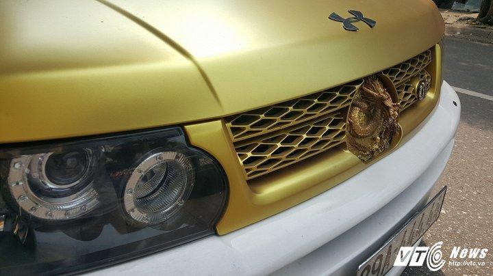 siêu xe, Range Rover, siêu xe biển đẹp, xe dát vàng, xe siêu sang