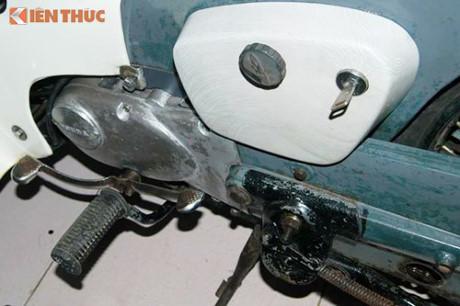 xe máy Honda, xe ga, xe tay ga, Honda Cub
