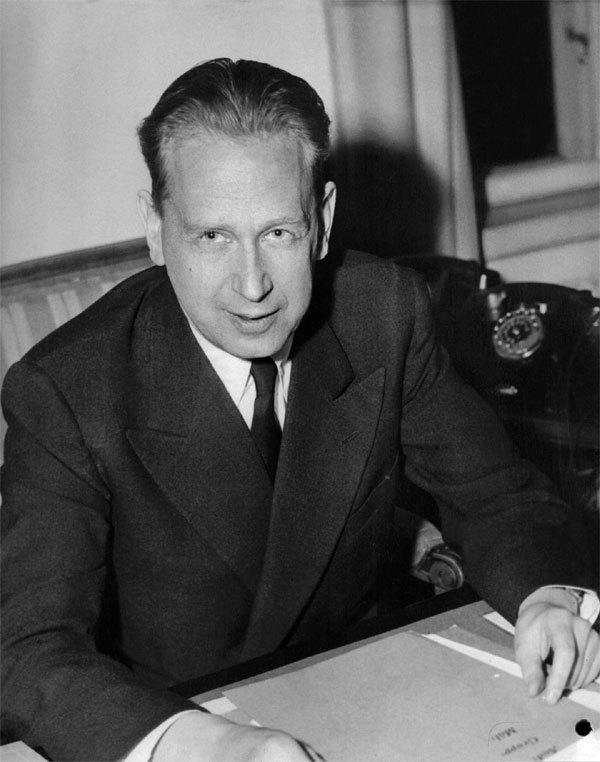 Tổng thư ký LHQ, bí ẩn, cái chết bí ẩn, Dag Hammarskjold