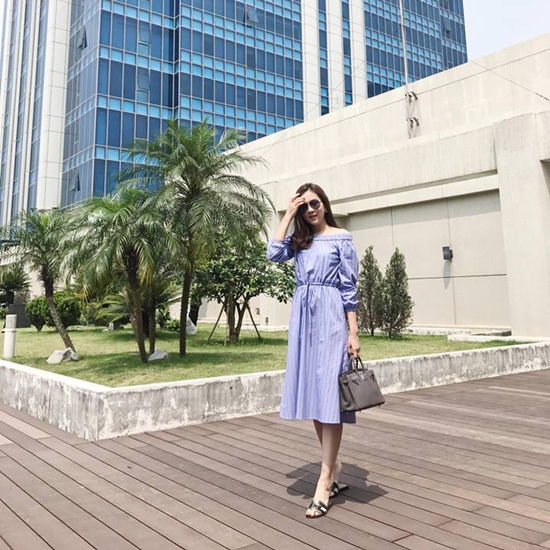 Cuộc sống xa hoa của 'cô gái thời tiết' VTV Mai Ngọc