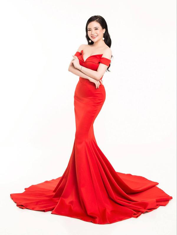 Hoa hậu quý bà châu á