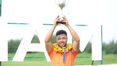 Andy Chu Minh Đức giành cúp vô địch FLC Vietnam Masters