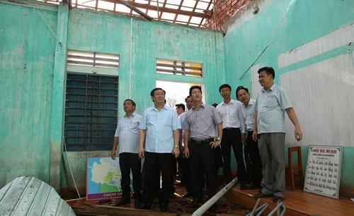 Phó Thủ tướng, Vương  Đình Huệ, Hà Tĩnh