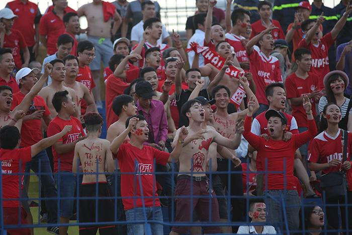 V-League 2017, CĐV Hải Phòng, FLC Thanh Hoá