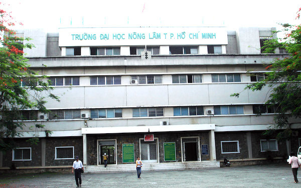Thanh tra Chính phủ, Sử dụng đất đai, Trường ĐH Nông lâm TP.HCM