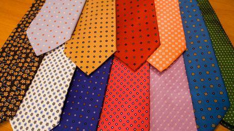 Màu cà vạt nói lên tính cách của người nam giới