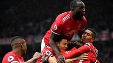 """Lukaku chưa ngừng ghi bàn, MU đại thắng """"bốn sao"""""""
