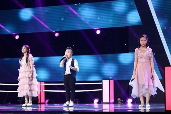 Giọng hát Việt nhí, Soobin Hoàng Sơn, Hương Tràm