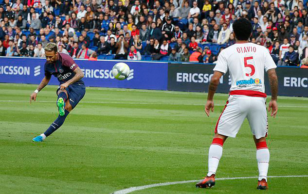 Neymar, PSG, Bordeaux, Ligue 1