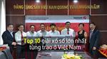 Top 10 độc đắc xổ số Việt Nam: Trúng cao nhất 131 tỷ đồng