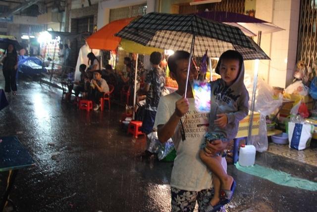 Trung thu, Tết Trung thu, Sài Gòn