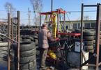 Mua lốp xe ô tô cũ - 'lợi bất cập hại'