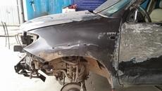 Cách phát hiện xe phục chế sau tai nạn