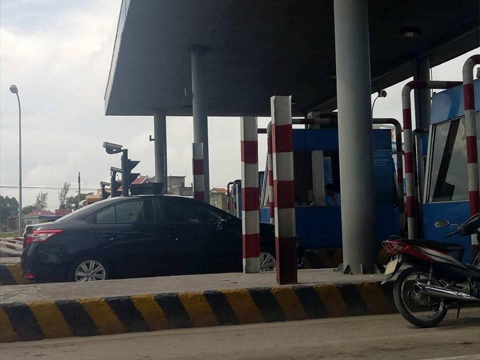 BOT,trạm thu phí,Hải Phòng,Công an huyện An Dương,tài xế bị đánh