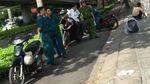 Một người bị đâm chết trên đường phố Sài Gòn