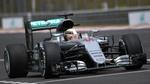 Hamilton lần thứ 4 liên tiếp giành pole ở F1 Malaysia GP